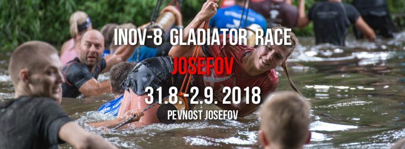 INOV-8 Gladiator race