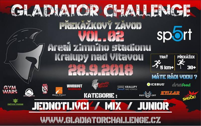 GLADIATOR CHALLENGE 2018